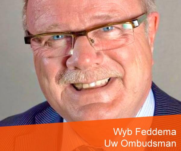 Wyb Feddema - Uw Ombudsman
